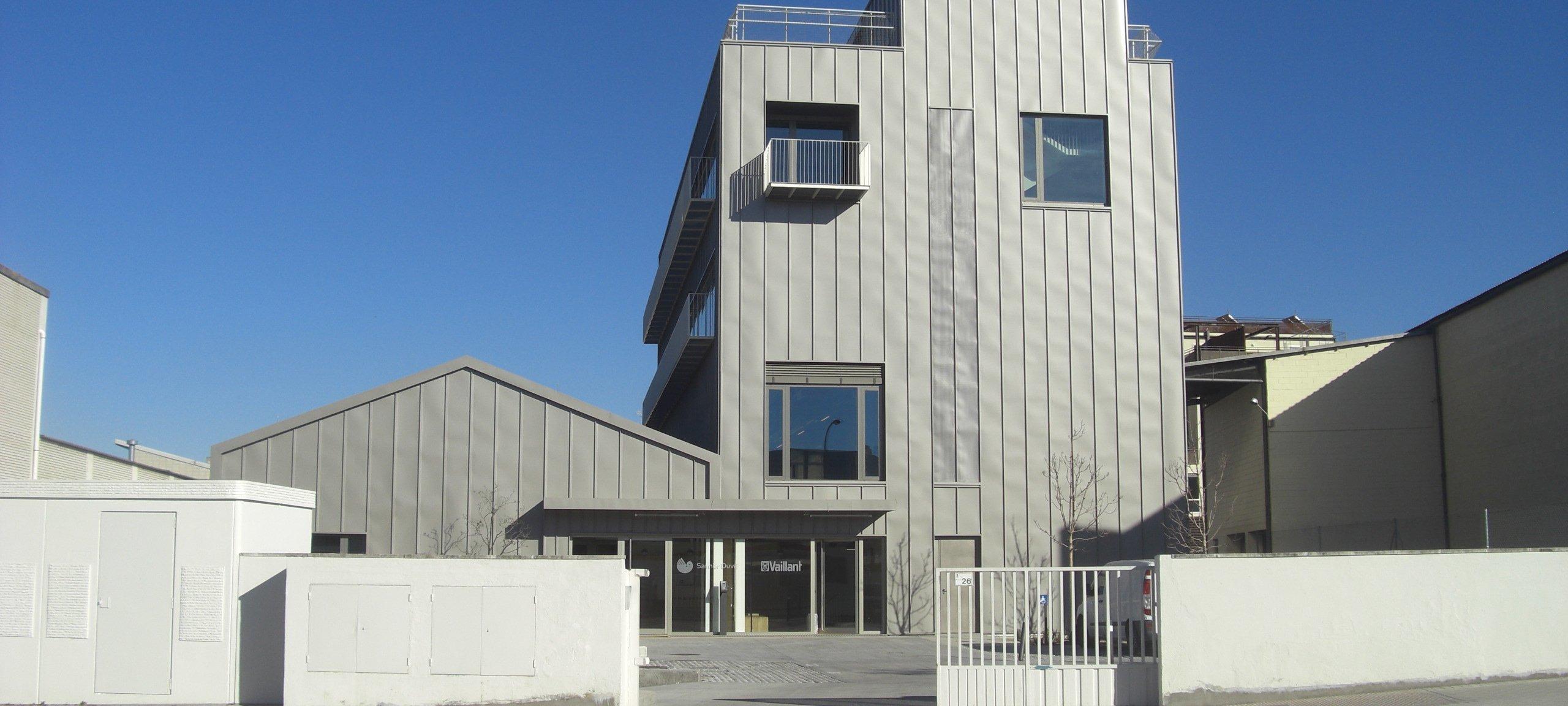Centro de XPERIENCIA Saunier Duval