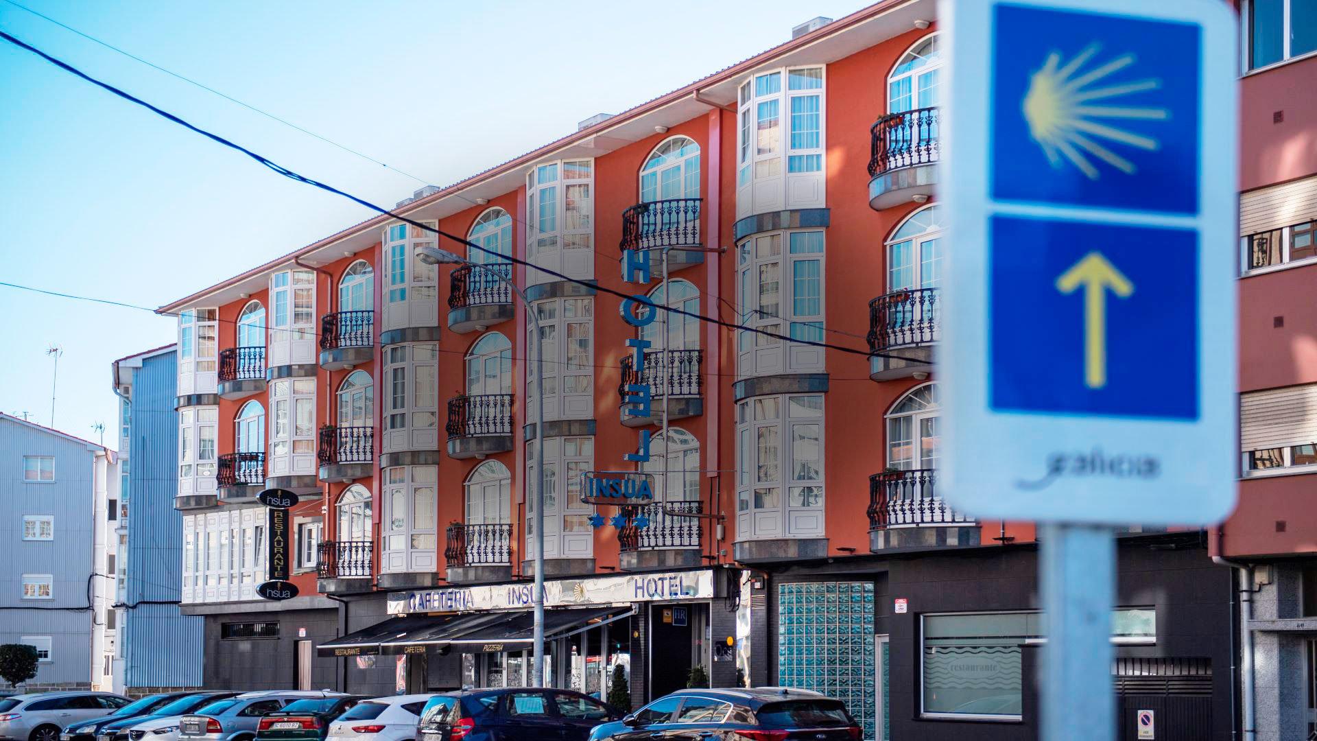 El Hotel Insua de Cee consigue reducir en un 50% su gasto en calefacción gracias a la aerotermia