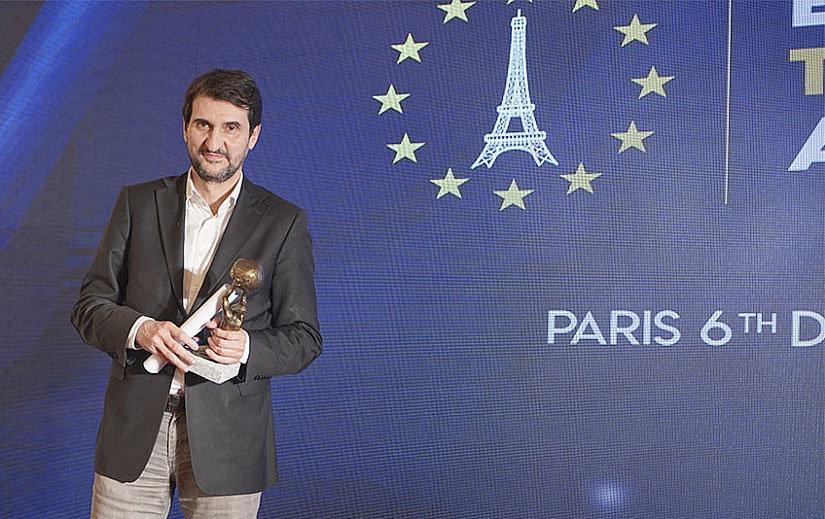 """Saunier Duval premiado con el """"European Technology Award"""""""