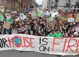 Fridays for future, los jóvenes en pie para luchar contra el cambio climático