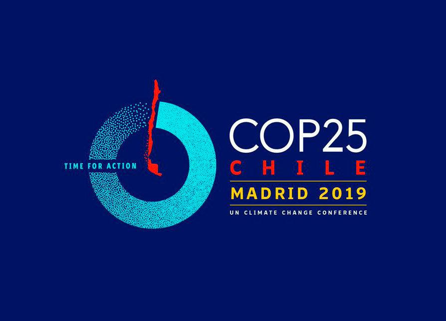 logo de la COP25