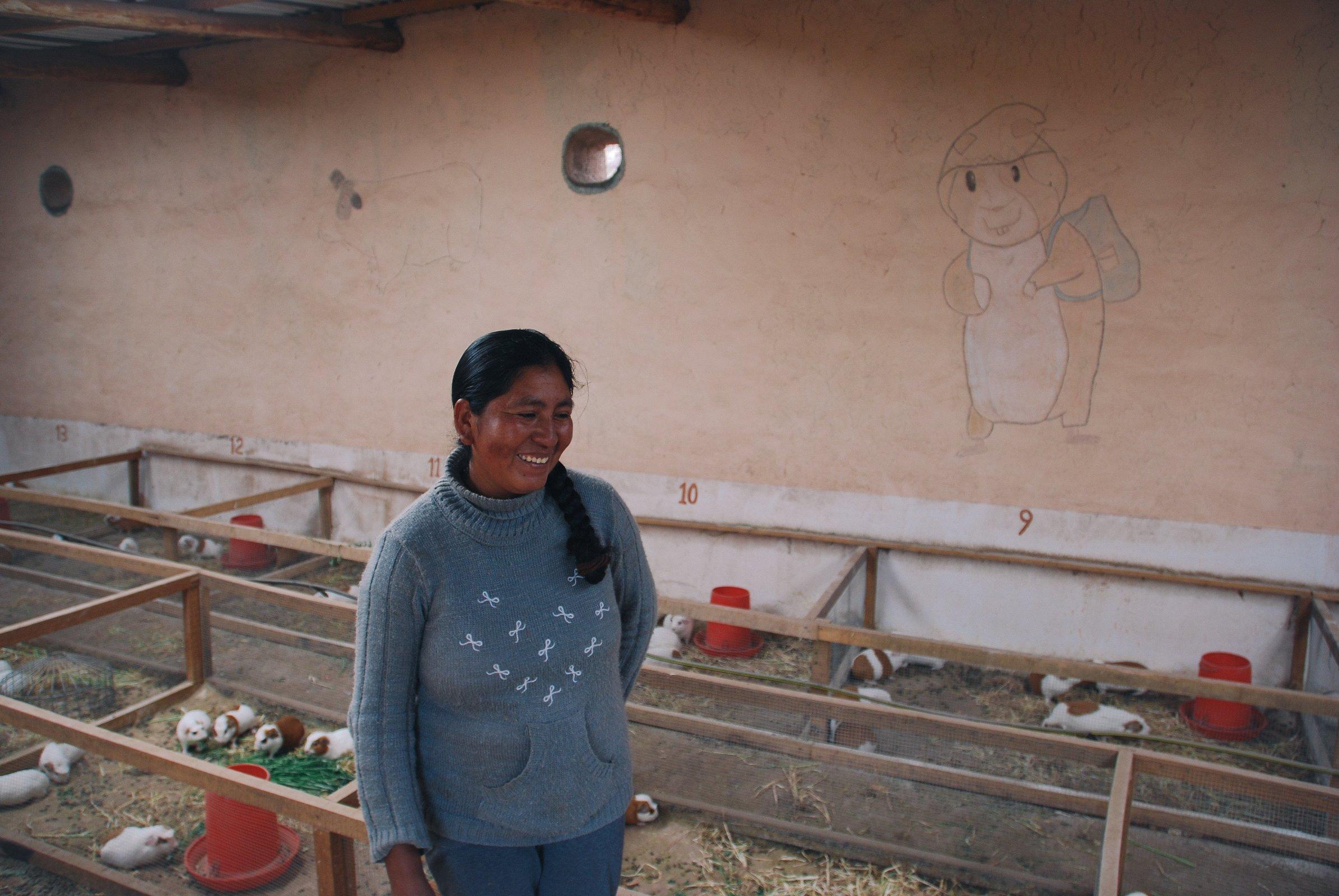 Orgullo quechua 2