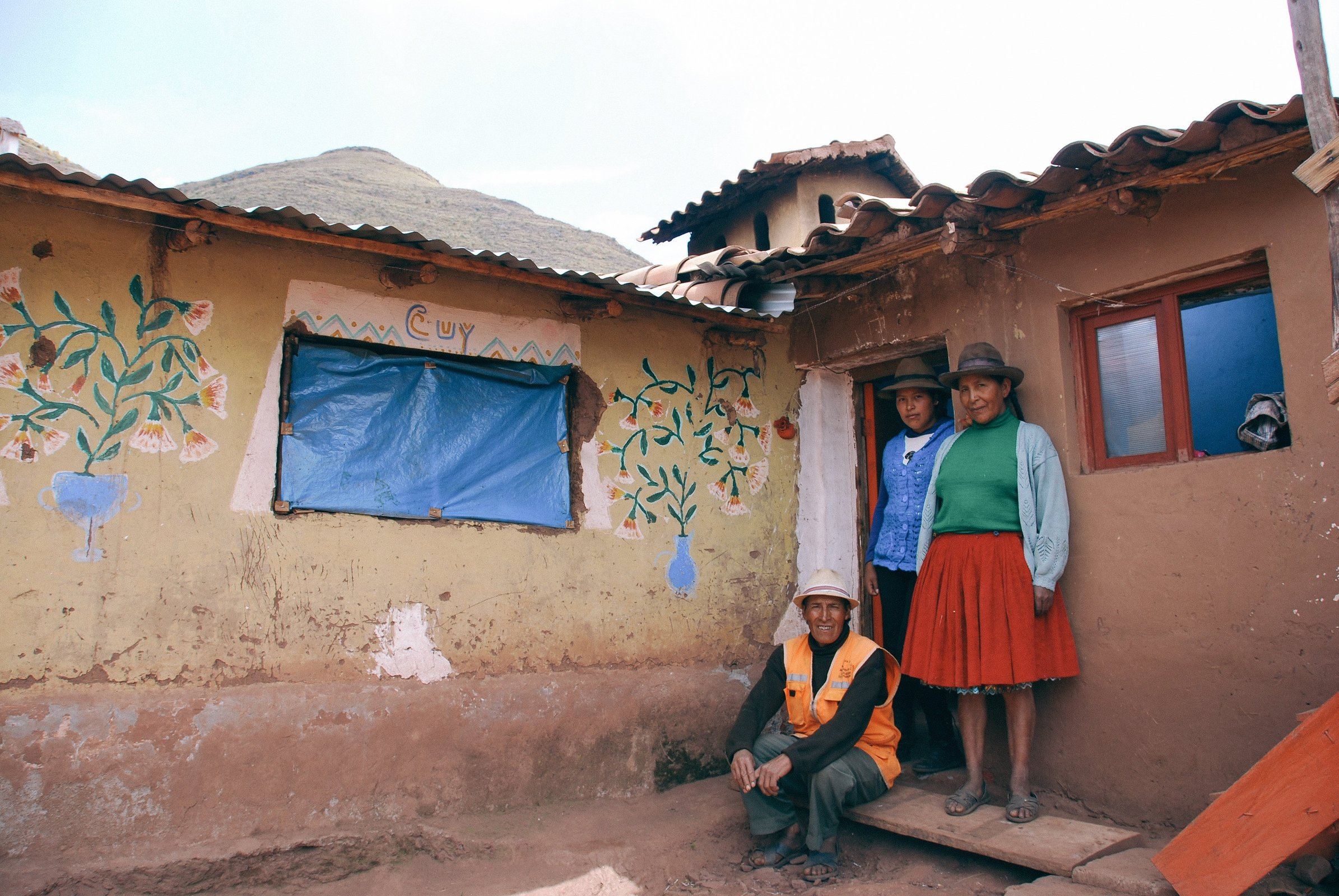 Orgullo quechua