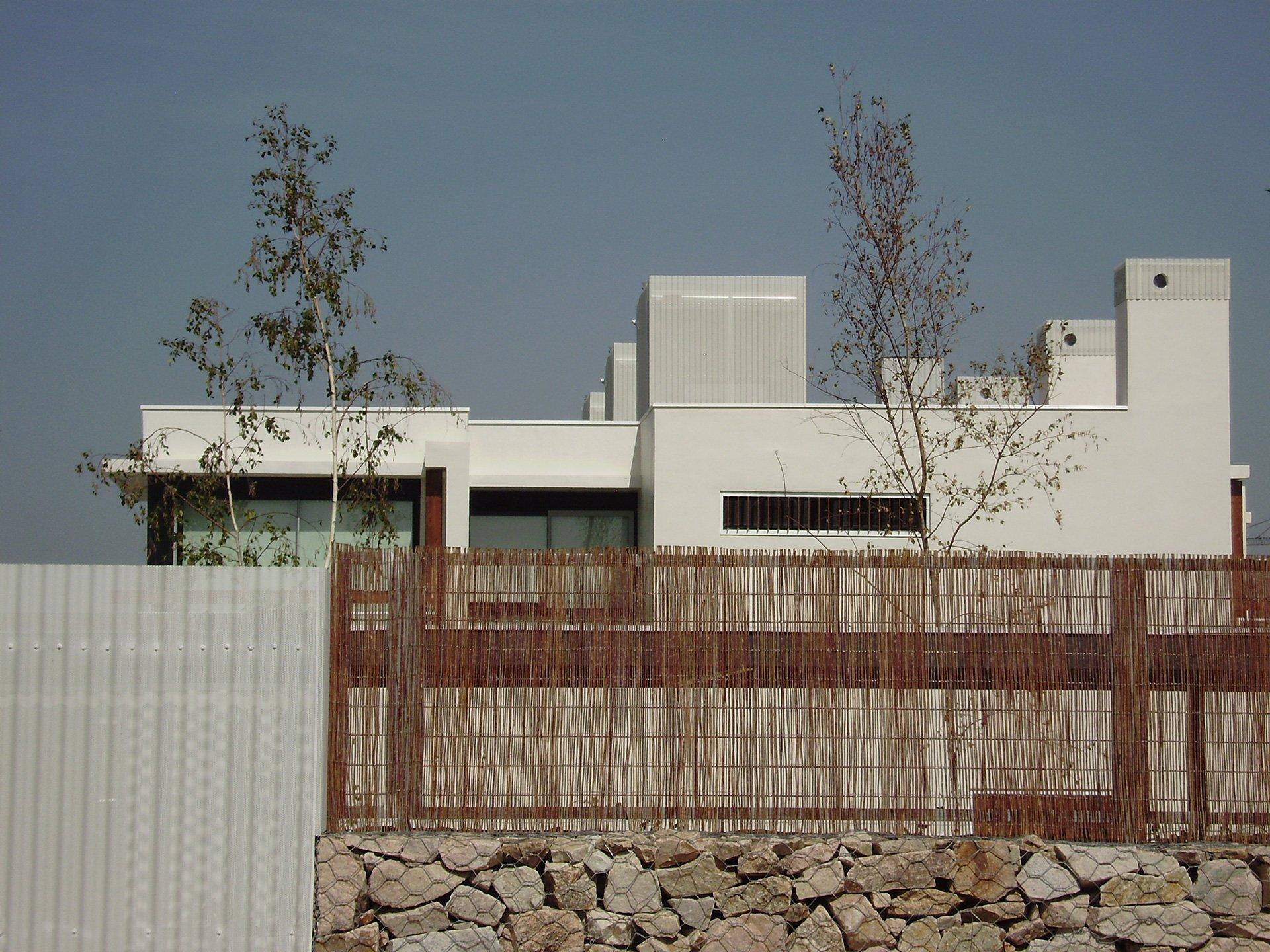fachada lateral boadilla