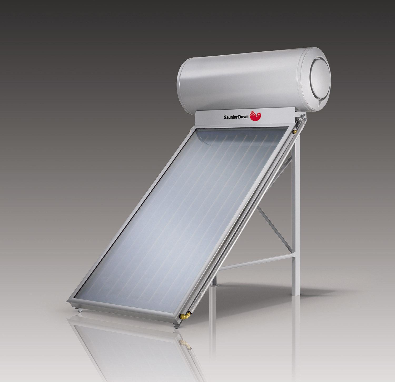 panel solar térmico