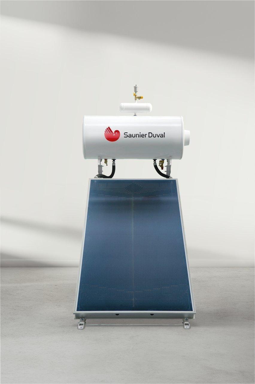 placa solar térmica Helioblock Sanuier Duval