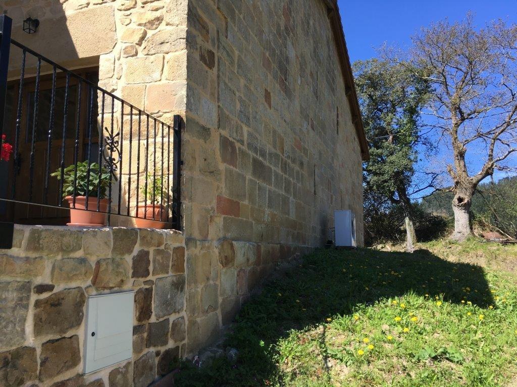 caserio fachada lateral