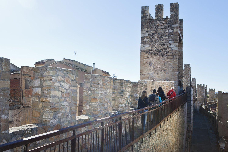 castillo conca de barbera