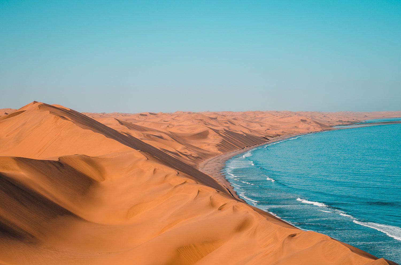 costa de Namibia