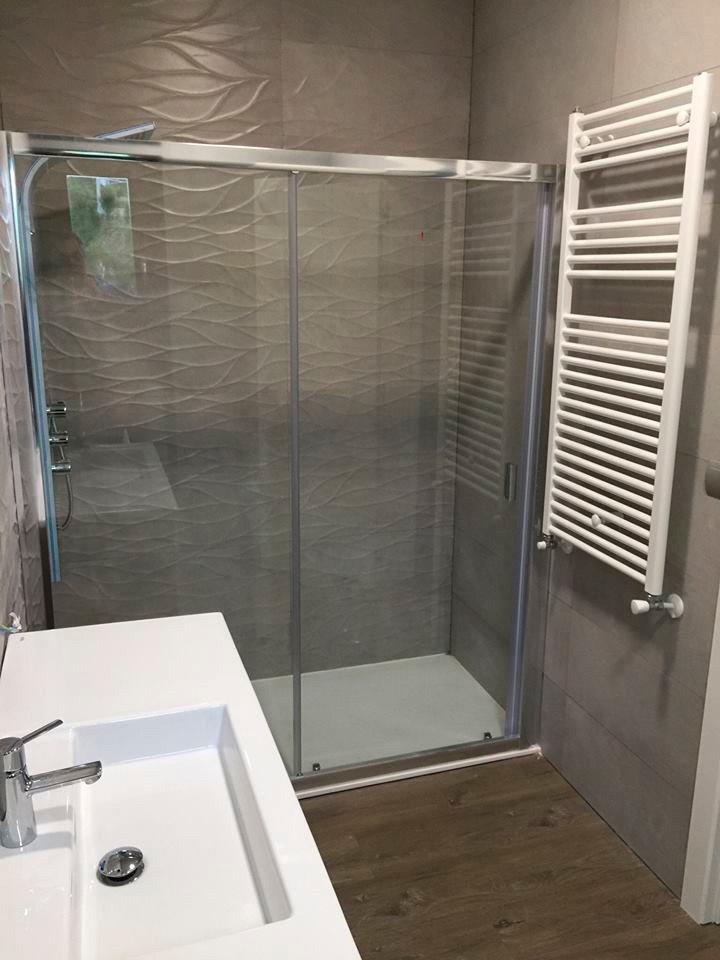 baño passivhaus