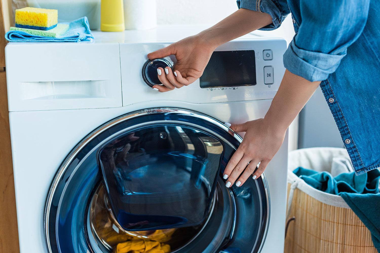 cargar la lavadora