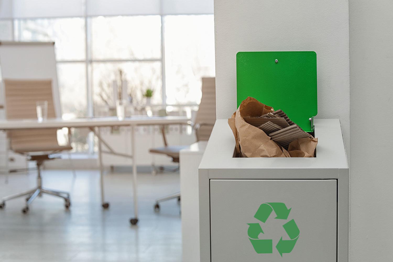 reciclaje oficina