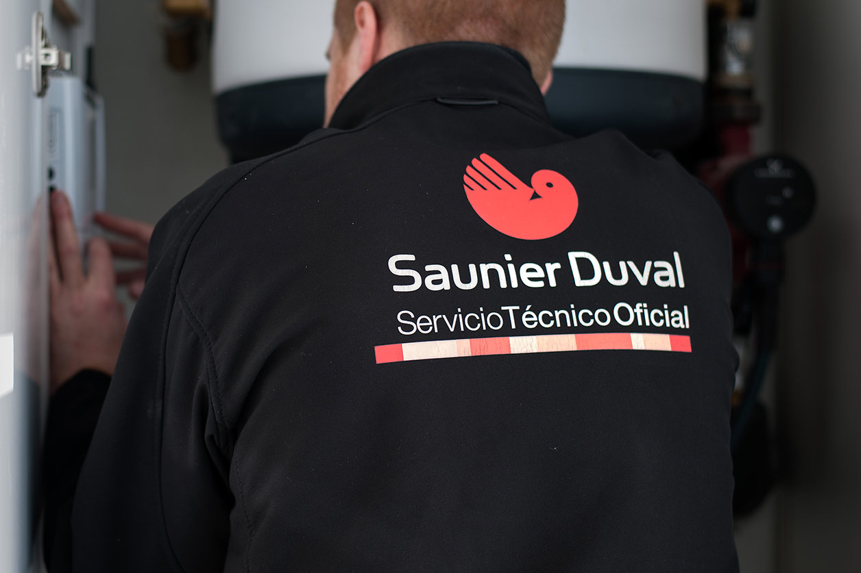 tecnico de saunier duval