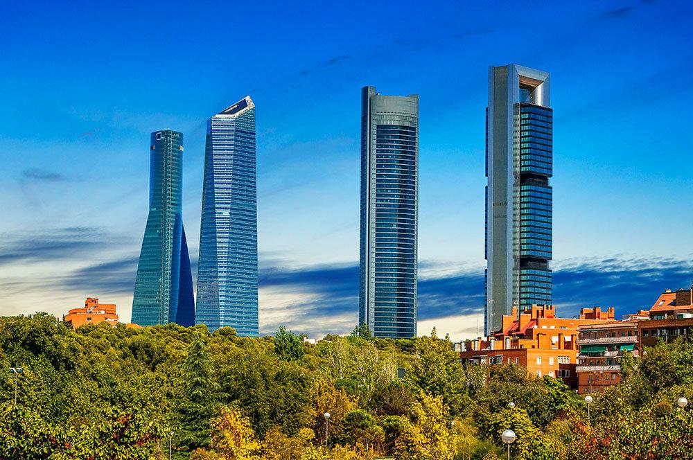 Torrers de Madrid