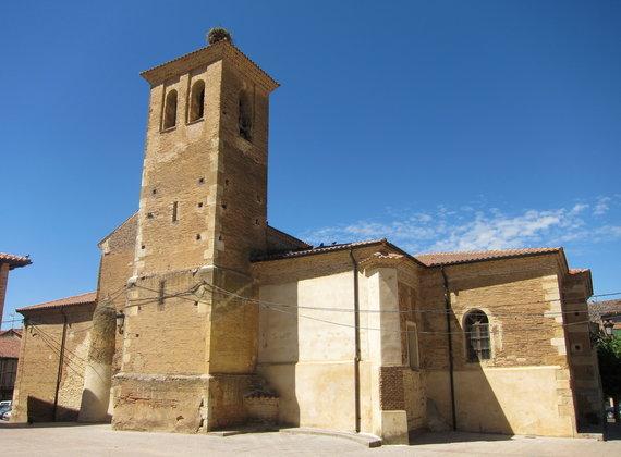 Aerotermia y suelo radiante para una iglesia del siglo XIV en Saldaña