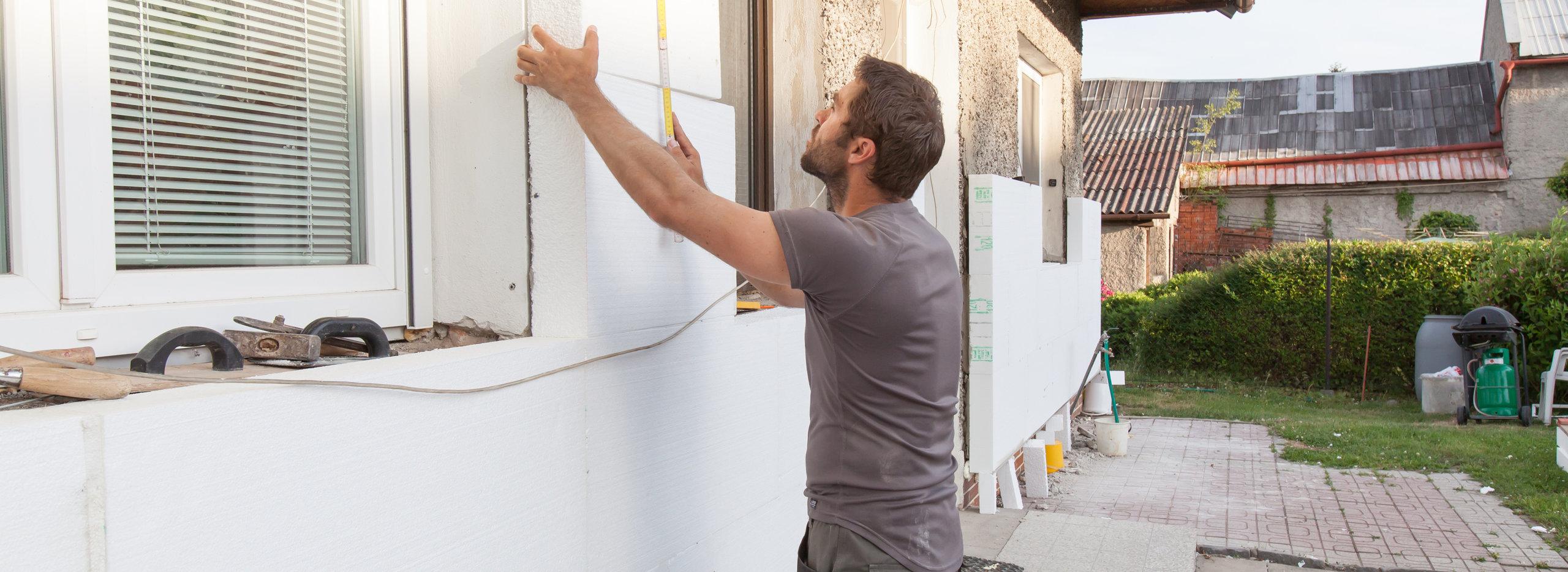 Métodos de mejora del aislamiento térmico en edificios