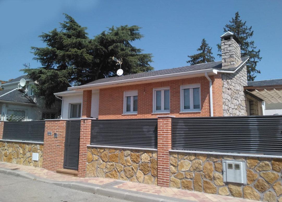 Instalación de un sistema híbrido aprovechando una ampliación de vivienda en Colmenar Viejo