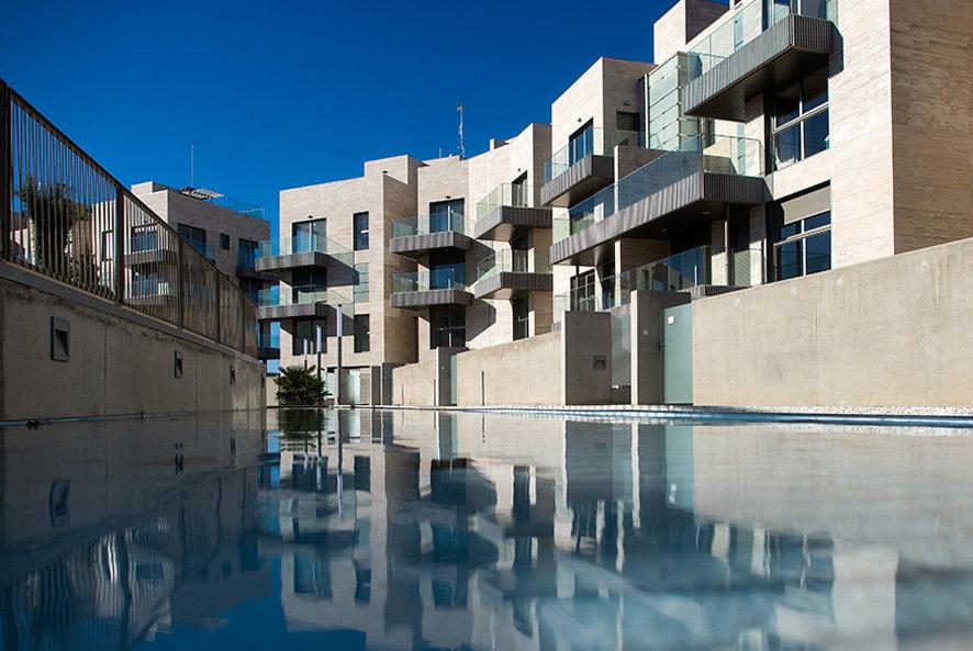 Edificio Iris, ejemplo de construcción sostenible en Zaragoza