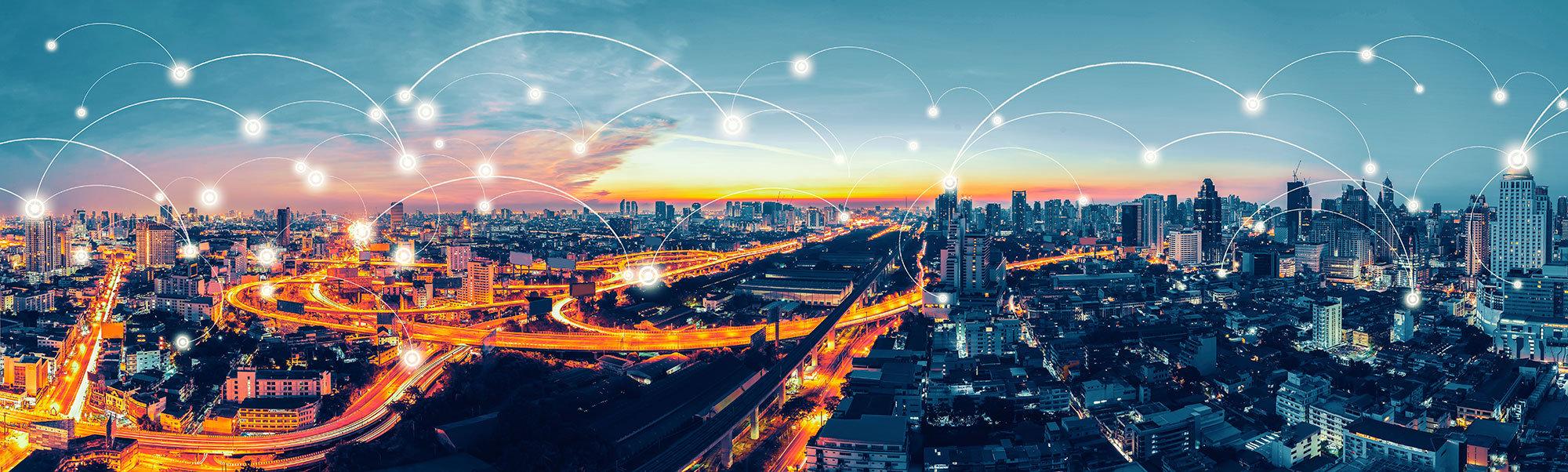 Smart Cities, la tecnología al servicio de las ciudades
