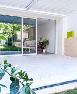 Una vivienda unifamiliar biopasiva en Montecanal, Zaragoza