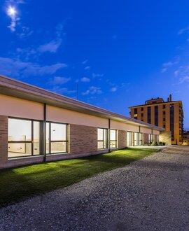 Climatización areotérmica para una residencia pionera