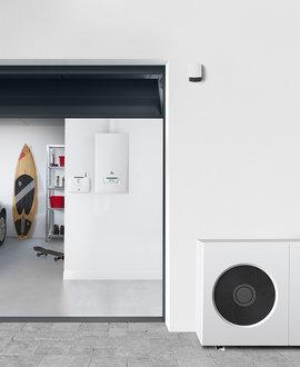 Sistemas híbridos, aerotermia y caldera en un mismo hogar