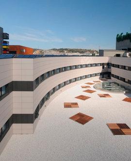 Hotel Carrís Marineda, un ejemplo de utilización de la energía solar