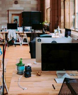 Pequeños gestos que harán de tu oficina un lugar más sostenible