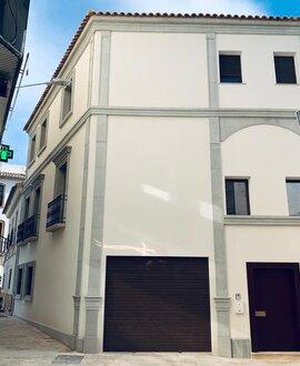 Una vivienda unifamiliar climatizada con aerotermia en pleno centro urbano de Albox (Almería)